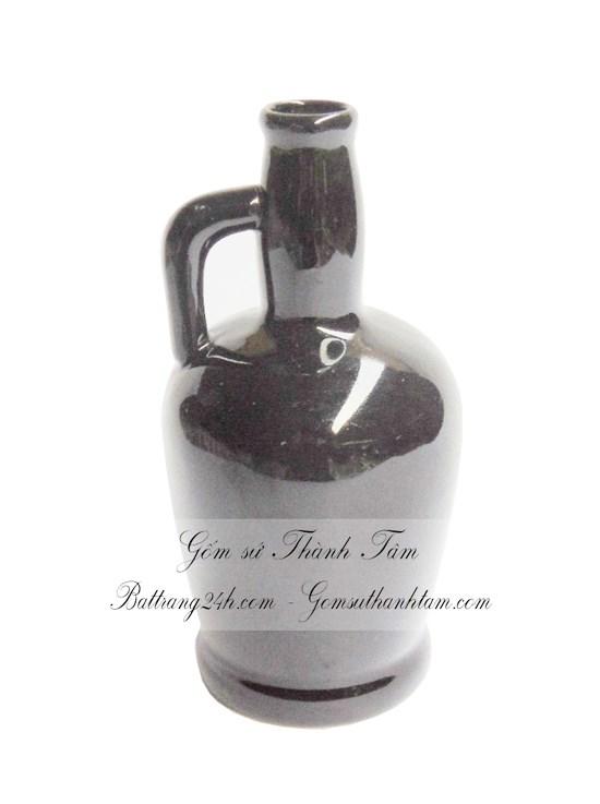 bình rượu chivas gốm sứ bát tràng