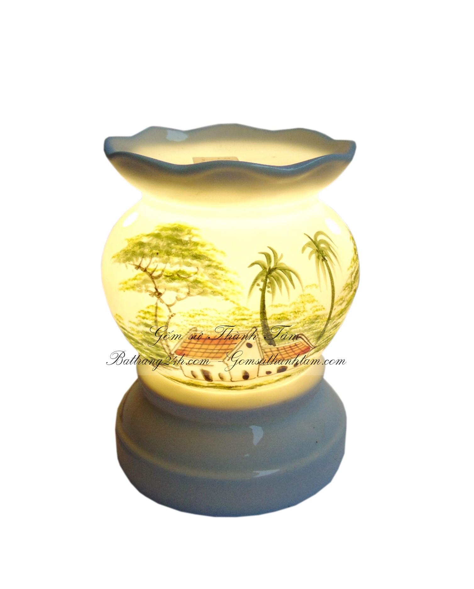 đèn xông tinh dầu cao cấp