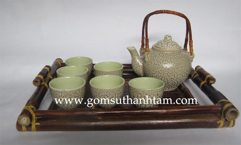 ấm chén bát tràng cao cấp,bộ ấm chén trà đẹp,giá rẻ,ấm chén quà tặng,ấm chén hà nội,tp hồ chí minh